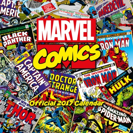 Marvel Comics Square Calendar 2017 (1).jpg