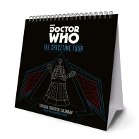 Doctor Who 2018 Easel Front 3D