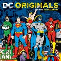 DC Comics 2018 Calendar Twitter